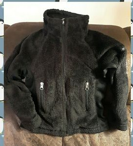 Kids Columbia Black Fleece/Jacket  6-6x